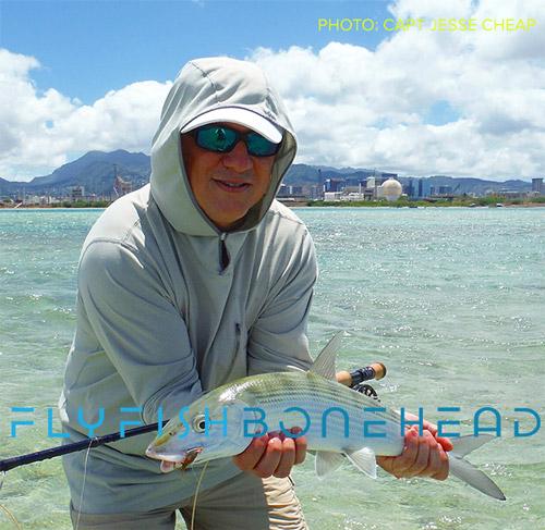 Bonefish flyfishbonehead for Bonefish fly fishing