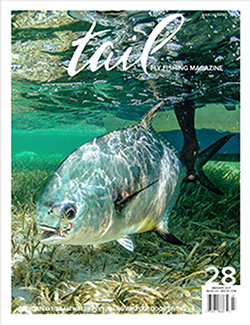 There's more information on permit on the fly in Tail Fly Fishing Magazine