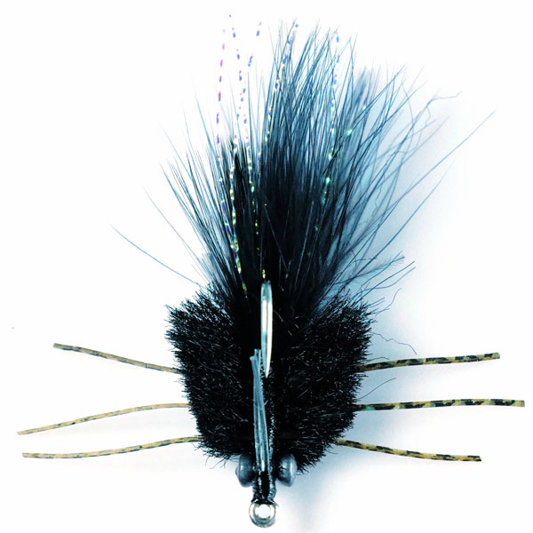 Fly Fishing For Redfish with Rock's Redfish Crab - Flyfishbonehead Fly Shop