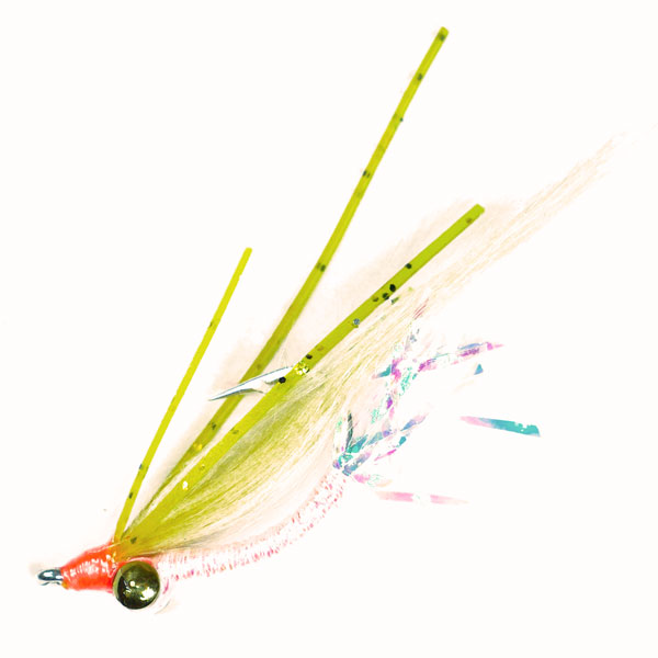 Becks sili legs gotcha for bonefish - SALT premium flies by Flyfishbonehead - we know bonefishing