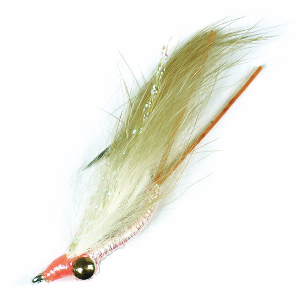hot tail bunny gotcha fly for bonefish - we know bonefishing