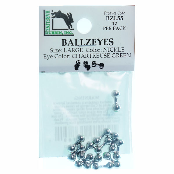 BallZEyes Fly tying materials - flyfishbonehead fly shop