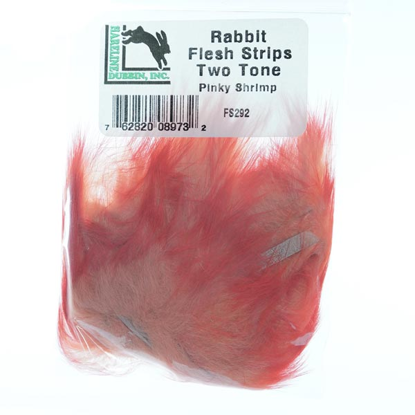 Harline rabbit stips and quality fly tying material for all your saltwater flies - Flyfishbonehead Fly Shop
