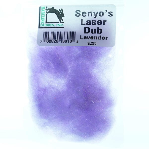 Senyo's laser dub and quality fly tying material for all your saltwater flies - Flyfishbonehead Fly Shop