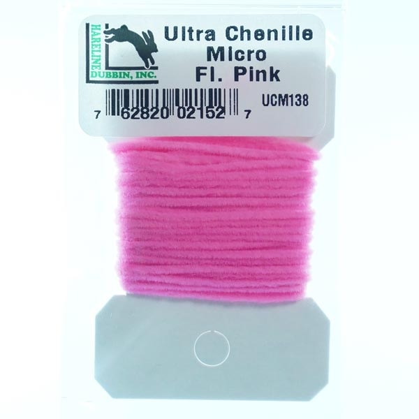 Harline Ultra Chenille Micro and quality fly tying material for all your saltwater flies - Flyfishbonehead Fly Shop