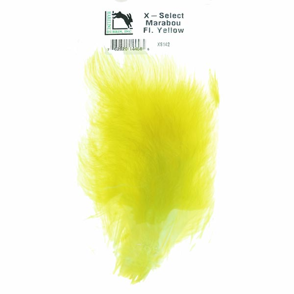 Harline X select marabou and quality fly tying material for all your saltwater flies - Flyfishbonehead Fly Shop