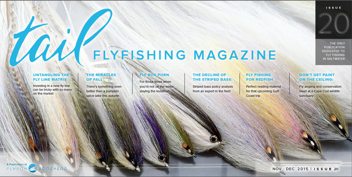Tail Fly Fishing Magazine Issue 20