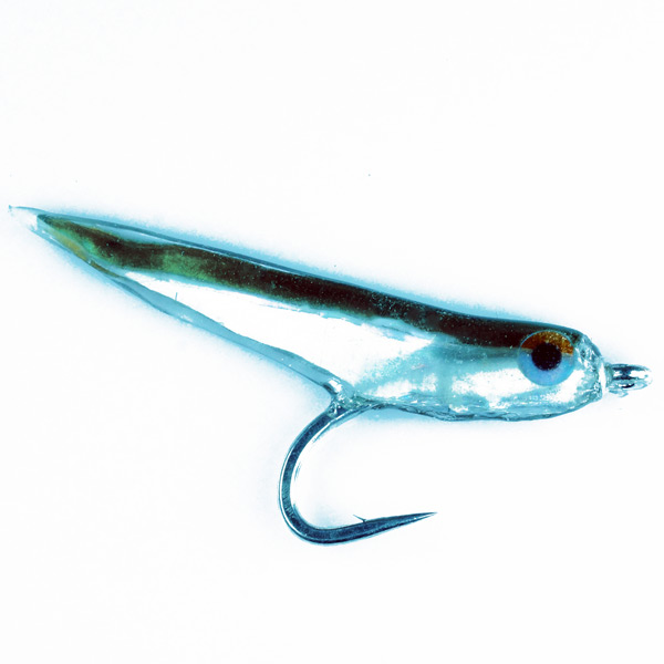 gummy minnow - SALT premium flies - Gummy minnow on premium gamakatsu hooks