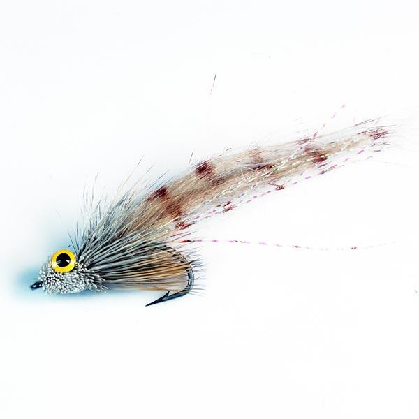 bonefish & permit flies - borskis bonefish slider