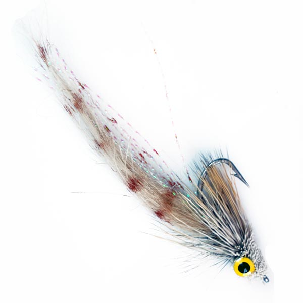 bonefish and permit flies - borskis bonefish slider